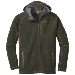 OR Men's Vashon Fleece Full-Zip juniper