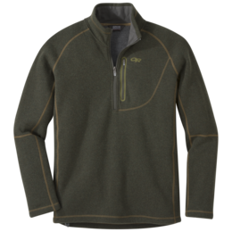 OR Men's Vashon Fleece Qtr-Zip juniper