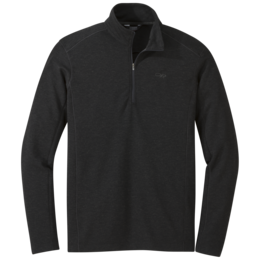 OR Men's Blackridge Qtr-Zip black