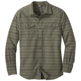 OR Men's Pilchuck L/S Shirt fatigue