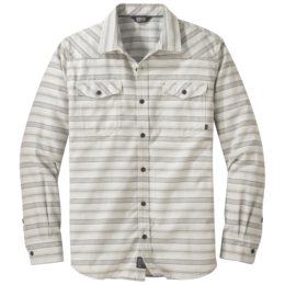 OR Men's Pilchuck L/S Shirt sand