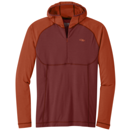 OR Men's Alpine Onset Hoody firebrick/burnt orange