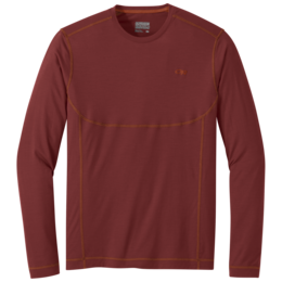 OR Men's Alpine Onset Crew firebrick