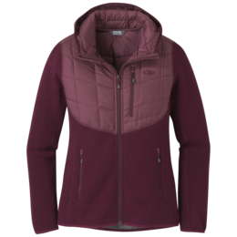 OR Women's Vashon Hybrid Full-Zip zin