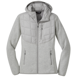 OR Women's Vashon Hybrid Full-Zip sand