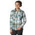 OR Women's Kalaloch Reversible Shirt Jac pacific plum plaid