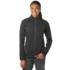 OR Women's Vashon Fleece Full-Zip charcoal heather