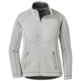 OR Women's Vashon Fleece Full-Zip sand