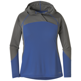 OR Women's Echo Hoody lapis/pewter