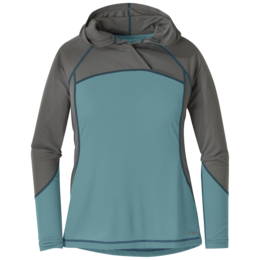 OR Women's Echo Hoody seaglass/pewter