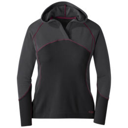 OR Women's Blackridge Hoody black/storm