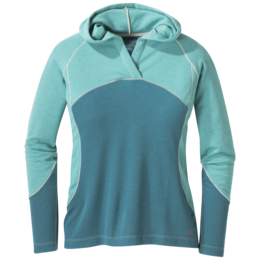 OR Women's Blackridge Hoody washed peacock/seaglass