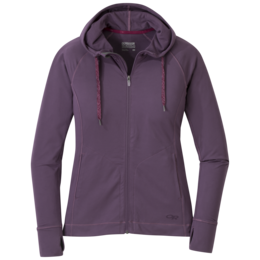 OR Women's Melody Hoody pacific plum