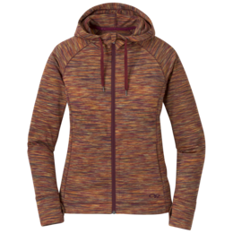 OR Women's Melody Hoody garnet multi