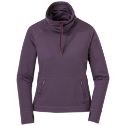 OR Women's Melody Cowl Neck pacific plum