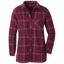 OR Women's Cedar Cove Tunic garnet