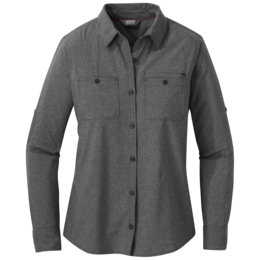 OR Women's Wayward II L/S Shirt charcoal