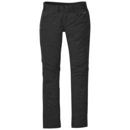 OR Women's Kickstep Roll Up Pants-Reg black