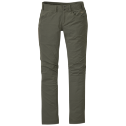 OR Women's Kickstep Roll Up Pants-Reg fatigue