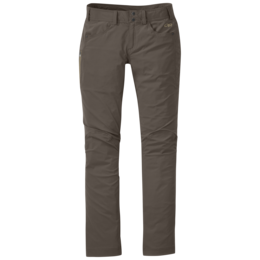 OR Women's Kickstep Roll Up Pants-Reg mushroom
