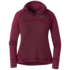 OR Women's Alpine Onset Hoody zin/garnet