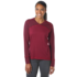 OR Women's Alpine Onset V-Neck amethyst/pacific plum