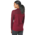 OR Women's Alpine Onset V-Neck garnet/zin