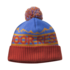 OR Mainstay Beanie cobalt/burnt orange