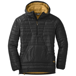 OR Women's Down Baja Pullover black/honey