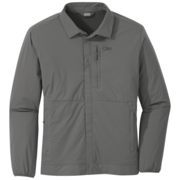 OR Men's Microlight Shirt Jac pewter