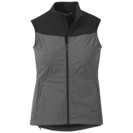 OR Women's Microlight Vest black/pewter