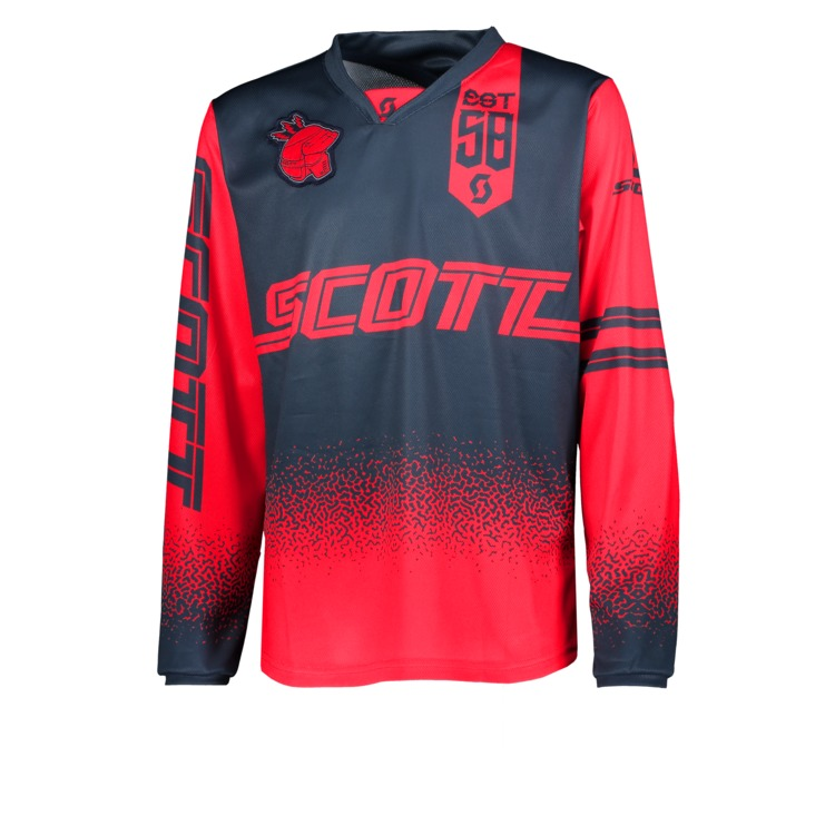 SCOTT 350 Race Kids Jersey