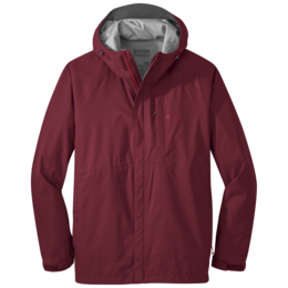 OR Men's Guardian Jacket retro red