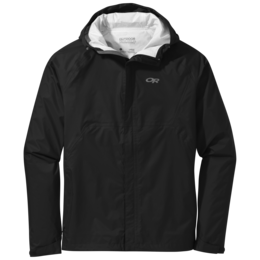 OR Men's Apollo Rain Jacket black