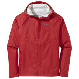 OR Men's Apollo Rain Jacket tomato