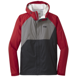 OR Men's Apollo Jacket tomato multi