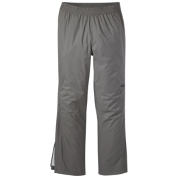 OR Men's Apollo Rain Pants pewter
