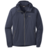 OR Men's Ferrosi Hooded Jacket naval blue