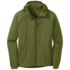OR Men's Ferrosi Hooded Jacket seaweed