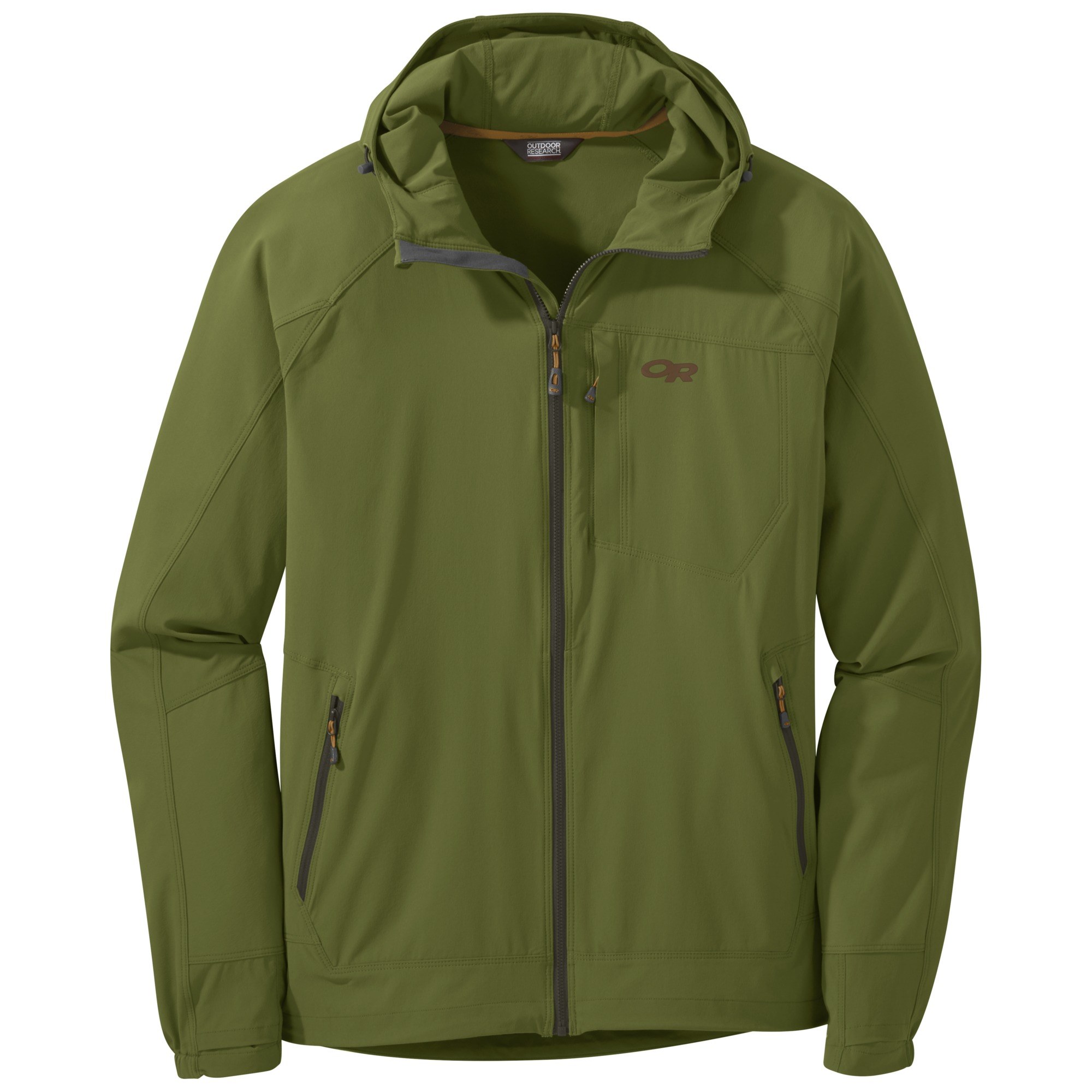 separation shoes 117e1 8766c Men's Ferrosi Hooded Jacket - seaweed   Outdoor Research