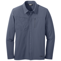 OR Men's Ferrosi Shirt Jacket steel blue