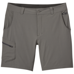 "OR Men's Ferrosi Shorts - 8"" Inseam pewter"