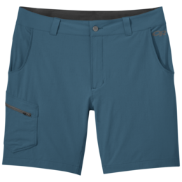 "OR Men's Ferrosi Shorts - 8"" Inseam peacock"