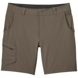 "OR Men's Ferrosi Shorts - 10"" Inseam mushroom"