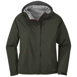 OR Women's Guardian Jacket forest
