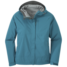 OR Women's Guardian Jacket washed peacock