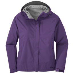 OR Women's Guardian Jacket purple haze