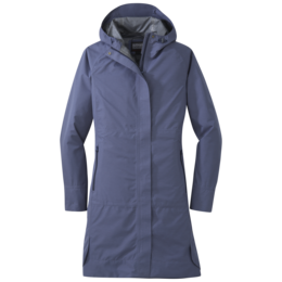 OR Women's Panorama Point Trench steel blue