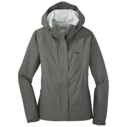 OR Women's Apollo Rain Jacket pewter