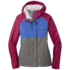OR Women's Apollo Rain Jacket sangria multi